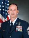 Command Chief Master Sgt. David Stevens